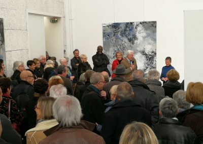 Vernissage Fond d'art contemporain8