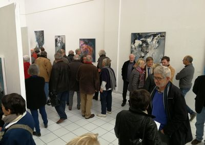 Vernissage Fond d'art contemporain9