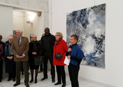 Vernissage Fond d'art contemporain3